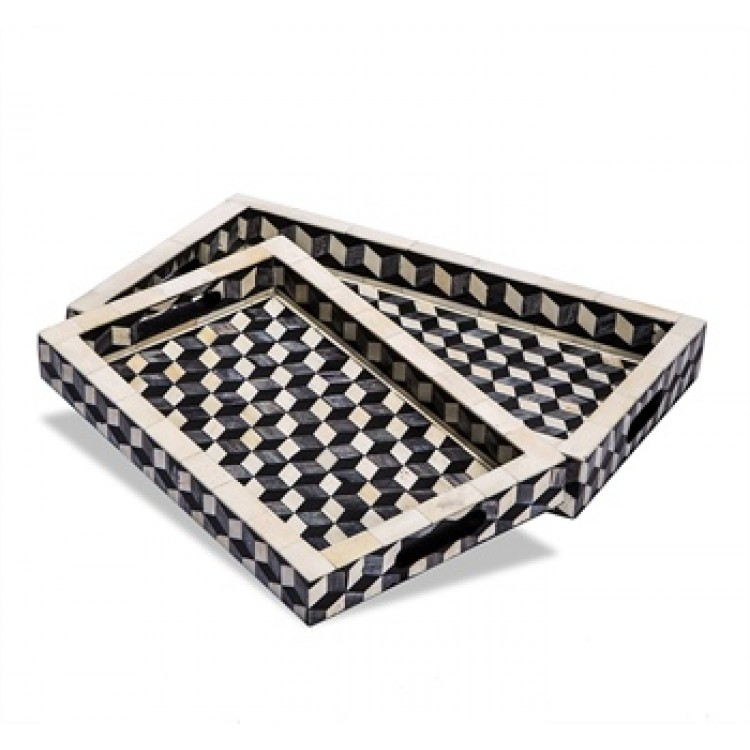 Bone Inlay Tray – The Perfect Addition To Any Kitchen