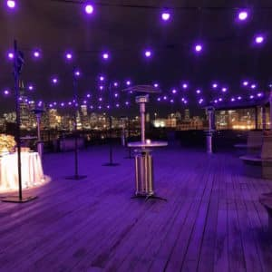 Types of Lighting Used in Events