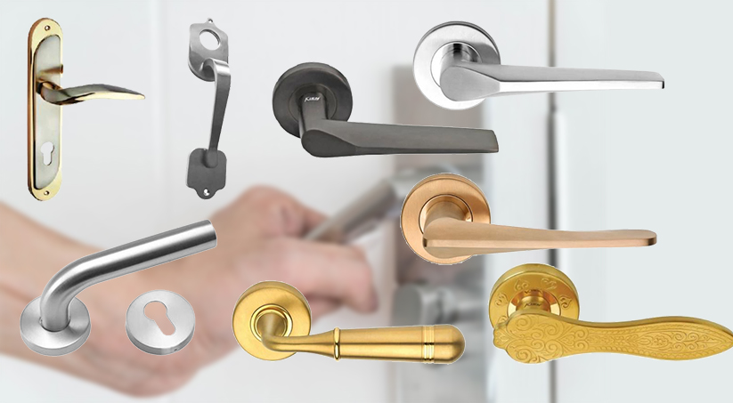 Door Handle Options That Are Available